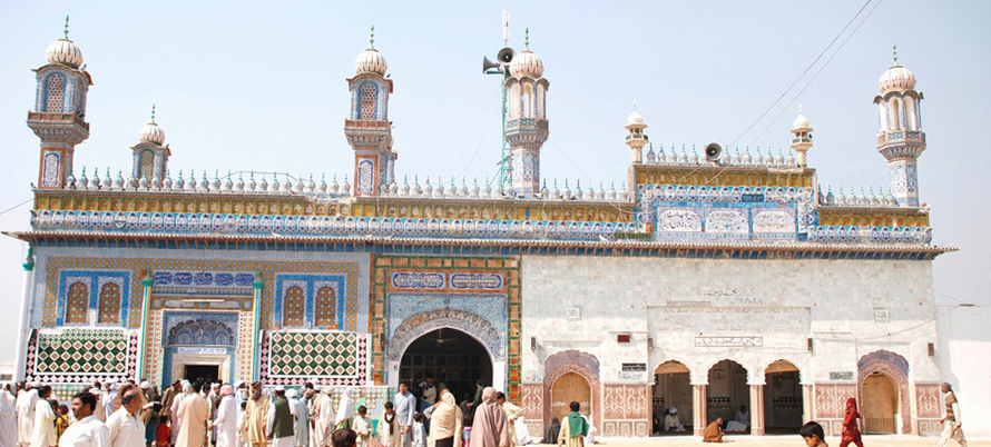 Shrine Hazrat Sultan Bahoo (r.a)