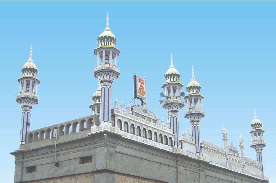 Shrine Sultan Muhammad Abdul Aziz (Allah bless his Soul)